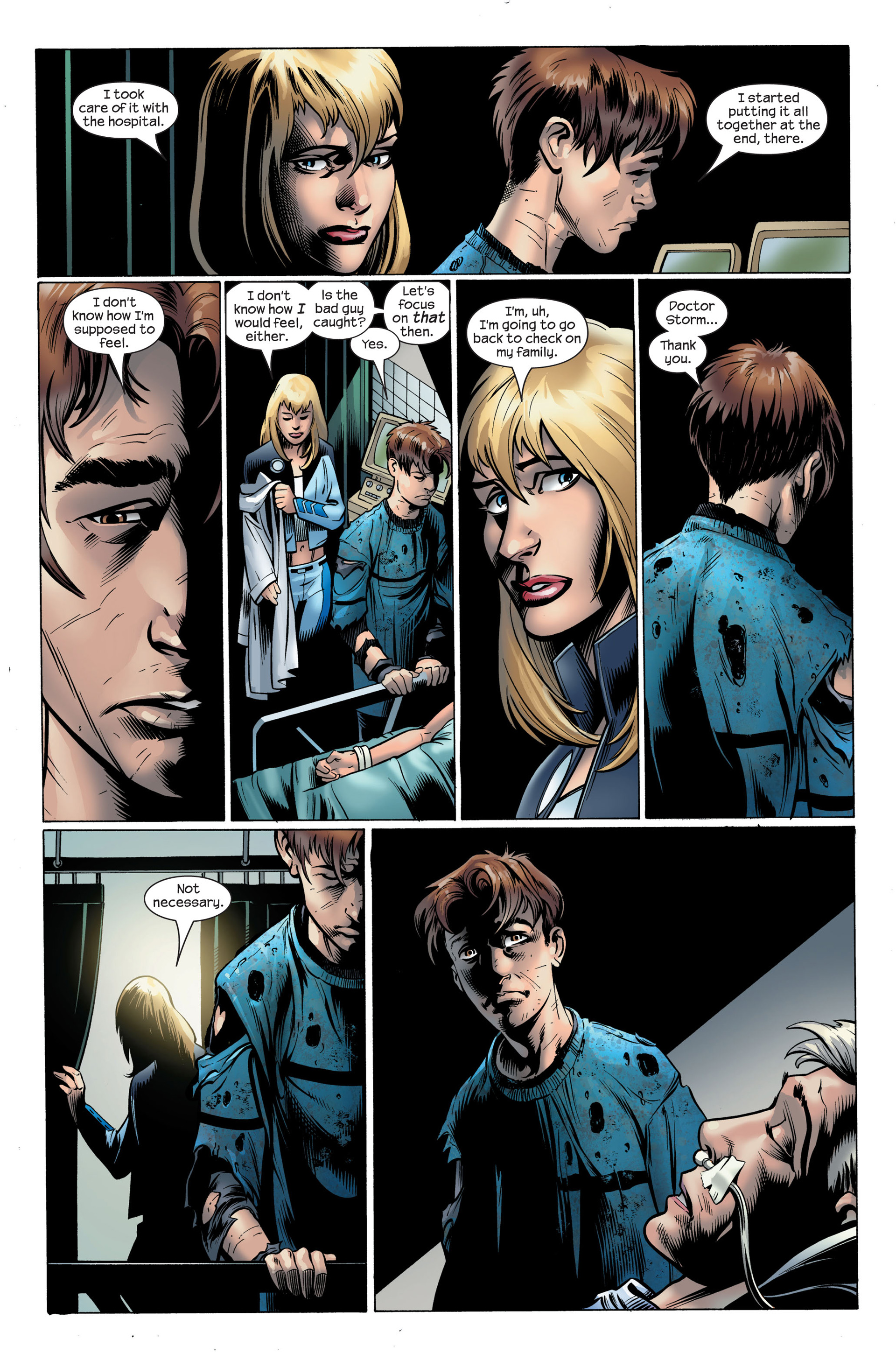 Read online Ultimate Spider-Man (2000) comic -  Issue #105 - 7