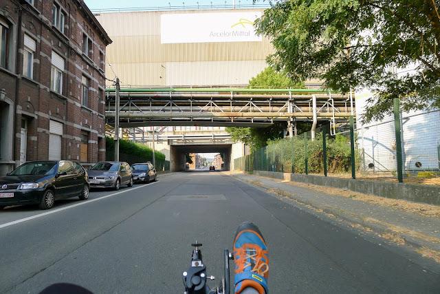 Tour de la Belgique en vélo,