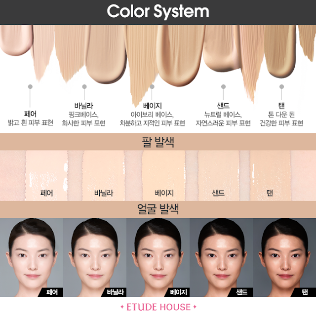 Etude House Double Lasting Foundation, etude house foundation, Etude House Double Lasting Foundation review, katalog etude house, jual etude house murah, harga etude house indonesia, chibis etude house korea, chibis prome