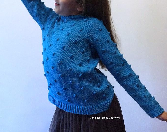 Con hilos, lanas y botones: el jersey sin nombre