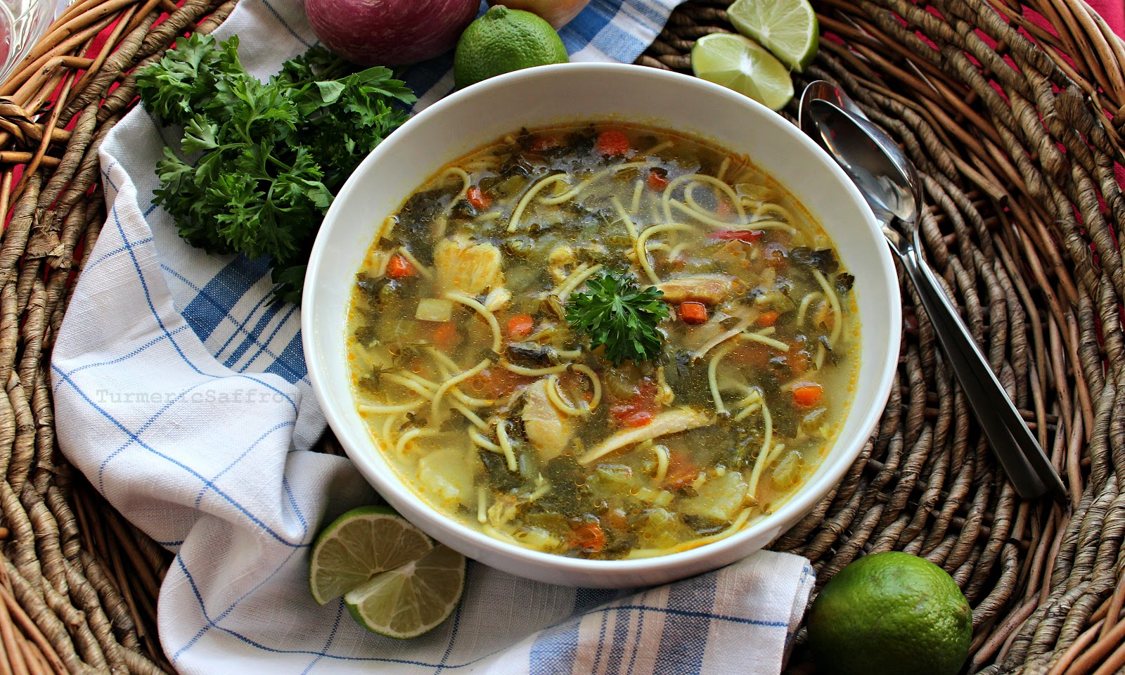 Soup E Morgh O Sabzijat Maman S Feel Good Chicken Vegetable Soup