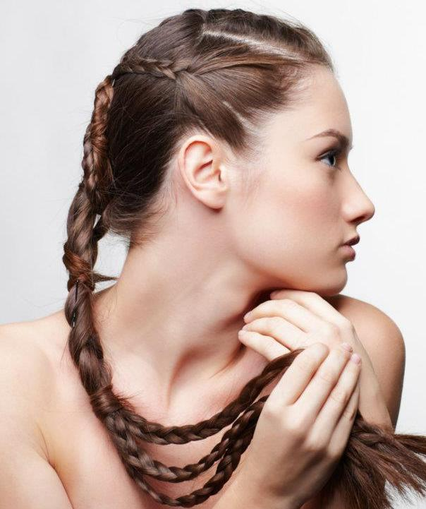 10 Braided Hairstyles For Long Hair: The Nice Long Hairstyles: Braided Long Hairstyles