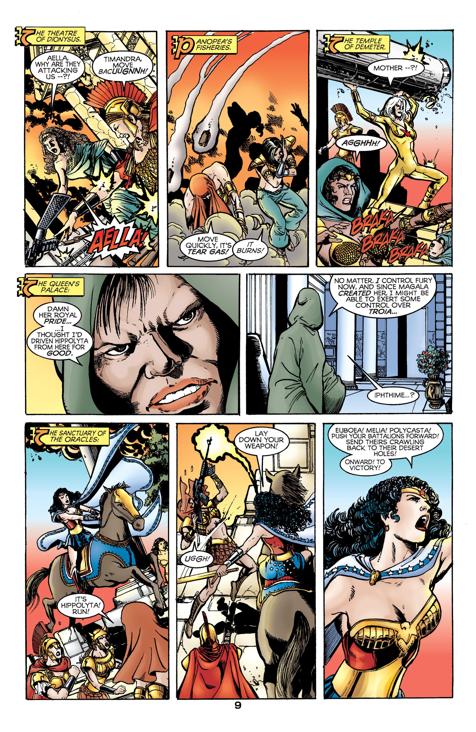 Read online Wonder Woman (1987) comic -  Issue #169 - 10
