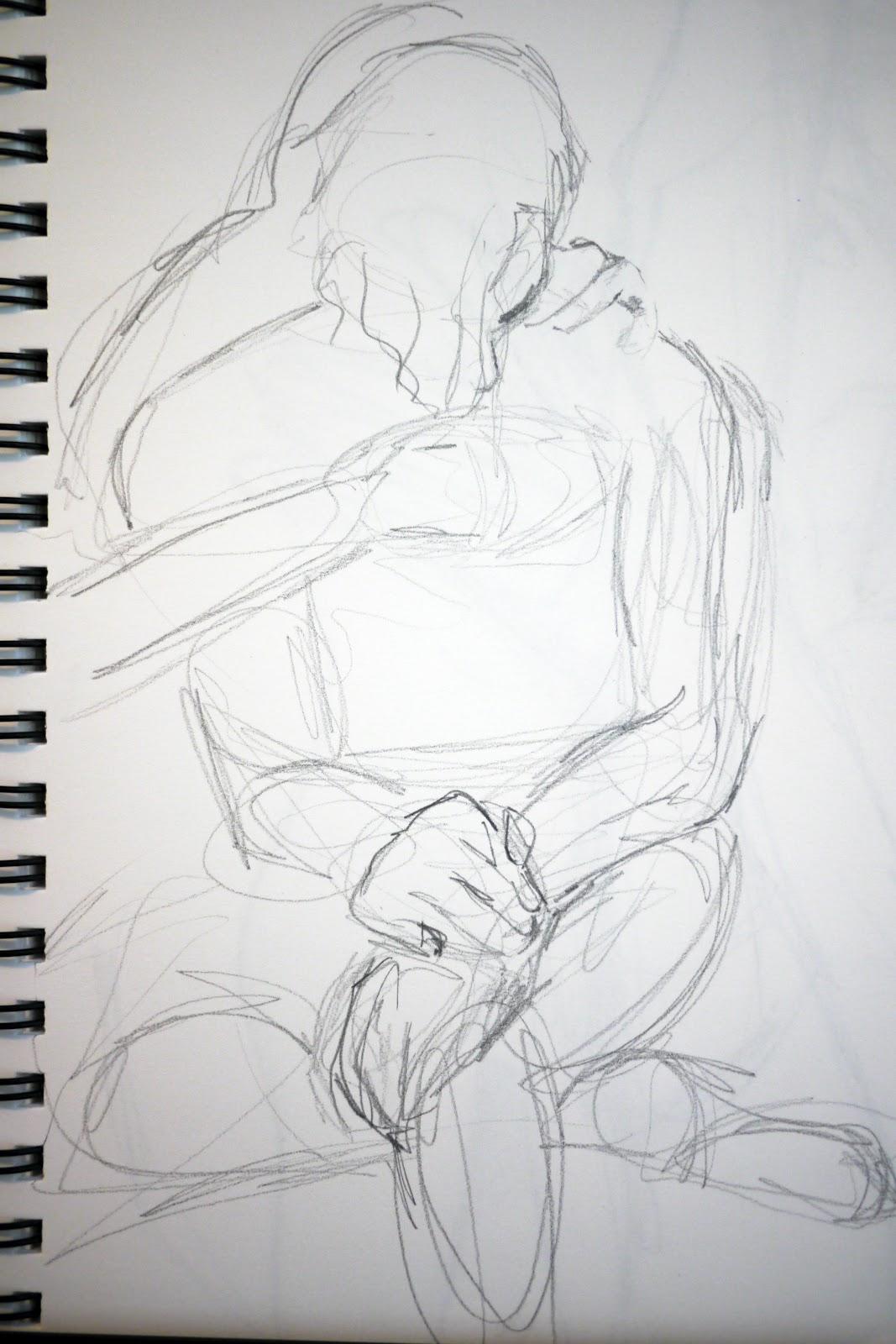 The Lovers: Life drawing session at Jankura | Koreabridge