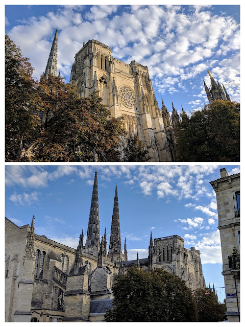 3 days in Bordeaux in October: Bordeaux Cathedral