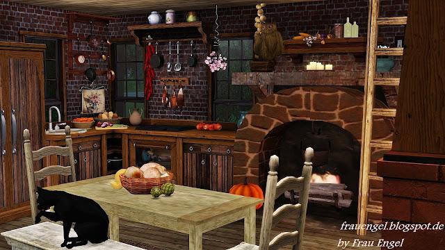 Frau Engel Witch House