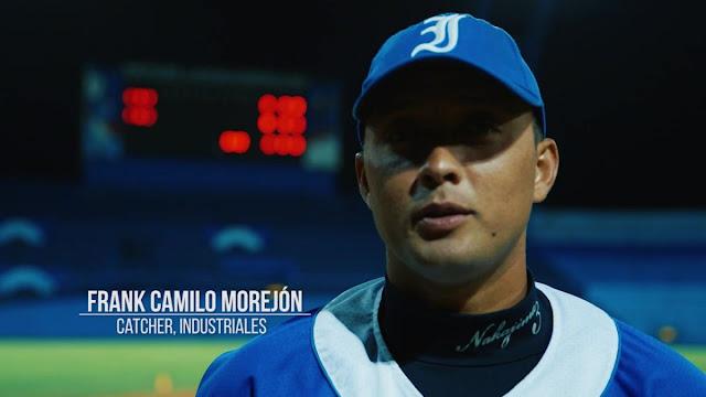 A los Azules les urge que Frank Camilo Morejón se incorpore sano de su lesión
