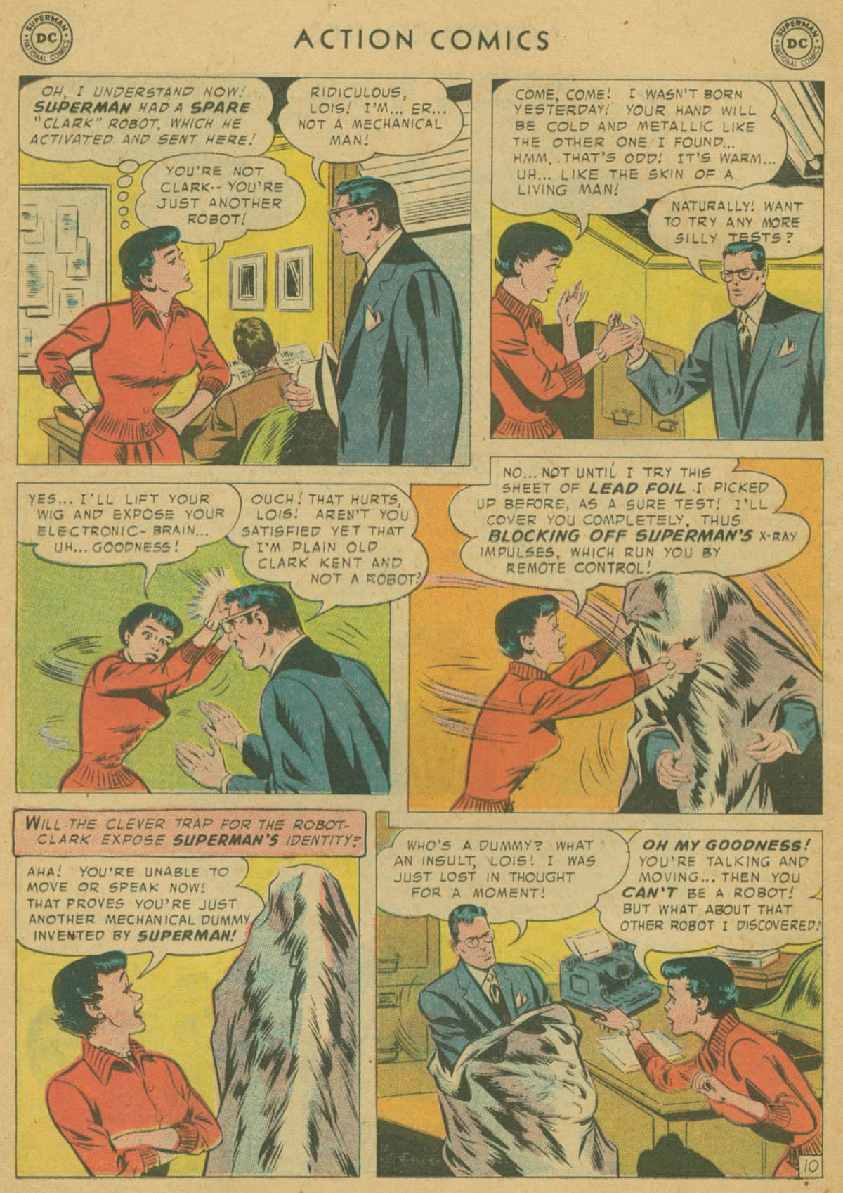 Action Comics (1938) 240 Page 11