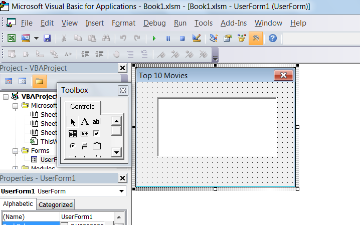 VBA Tips & Tricks: How to link Excel Table to ListBox using VBA