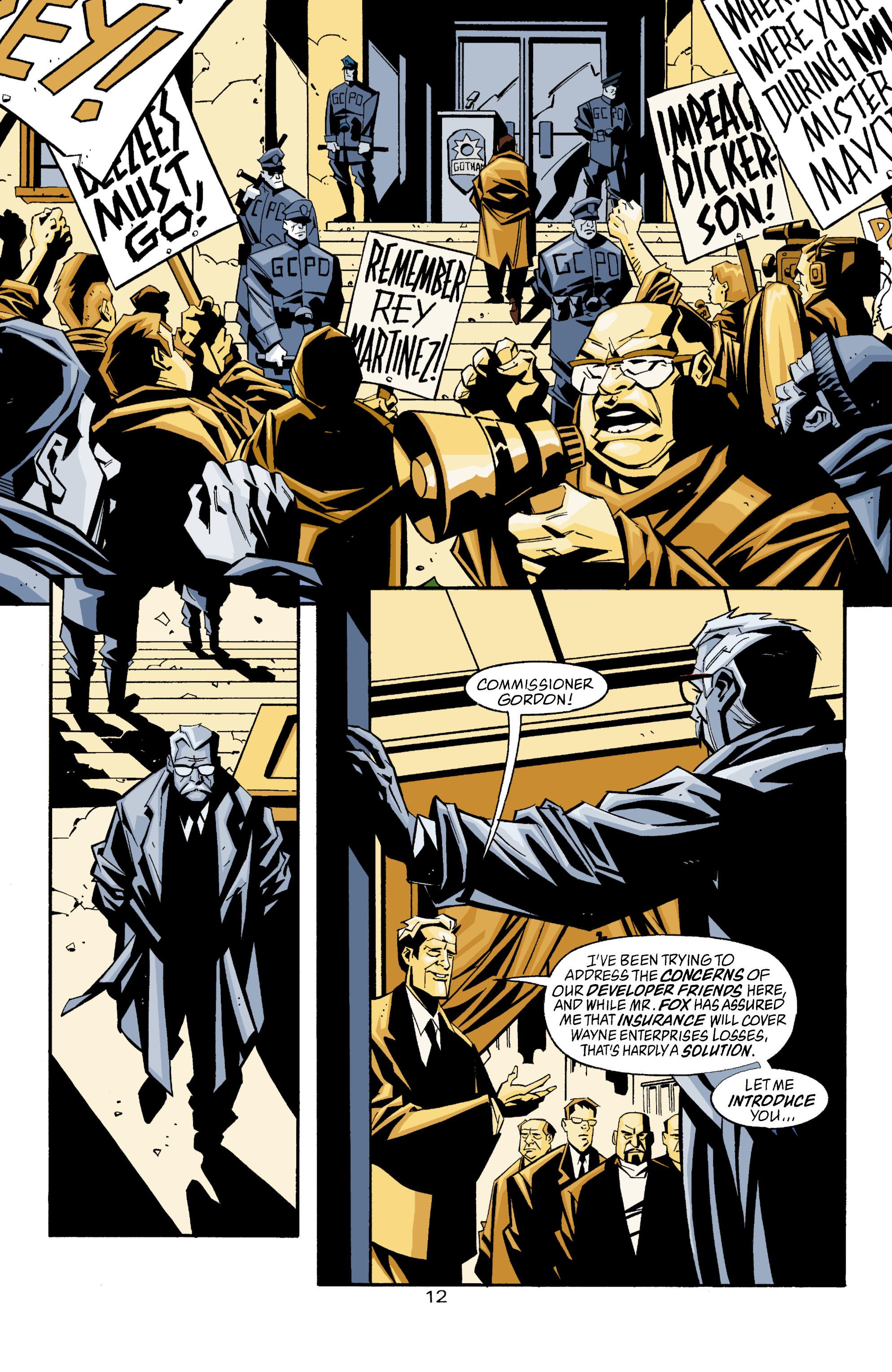 Detective Comics (1937) 748 Page 11