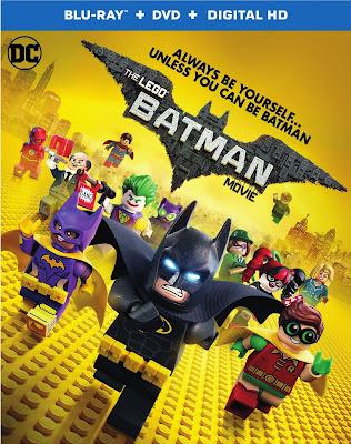 The LEGO Batman Movie 2017 Eng BRRip 480p 300Mb ESub