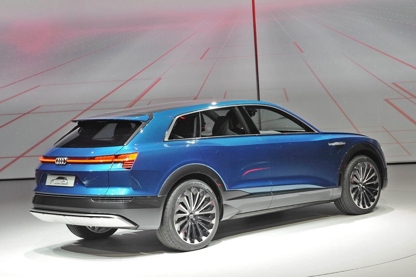 Electric Audi Q6 E Tron Will Reportedly Be Produced In
