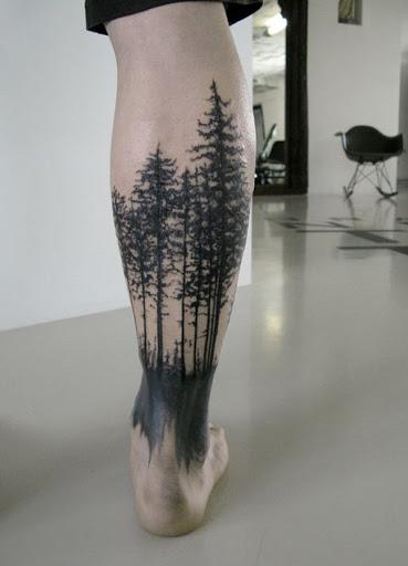 Estes tipos de tatuagens que podem ser colocadas em qualquer parte do seu corpo. Normalmente o melhor lugar, nos braços ou nas pernas, você pode criar um infinito de imagem.