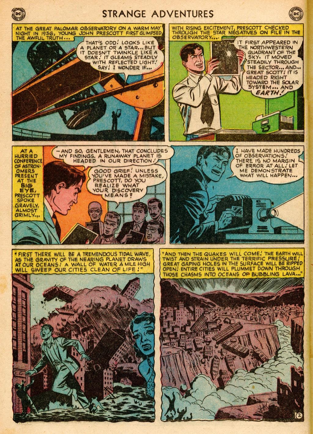 Strange Adventures (1950) issue 2 - Page 4