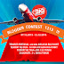 Blogger Contest 1212 - Hadiah 30 Ribu AirAsia Big Points and RM 600 Cash