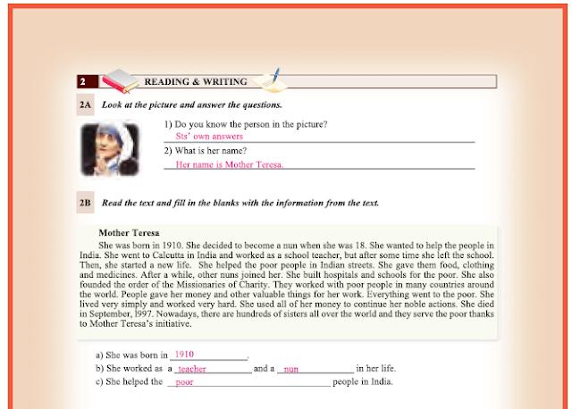 9. Sınıf Yıldırım Yayınları İngilizce A1.1 Ders Kitabı 79. Sayfa Cevapları Theme 6 History