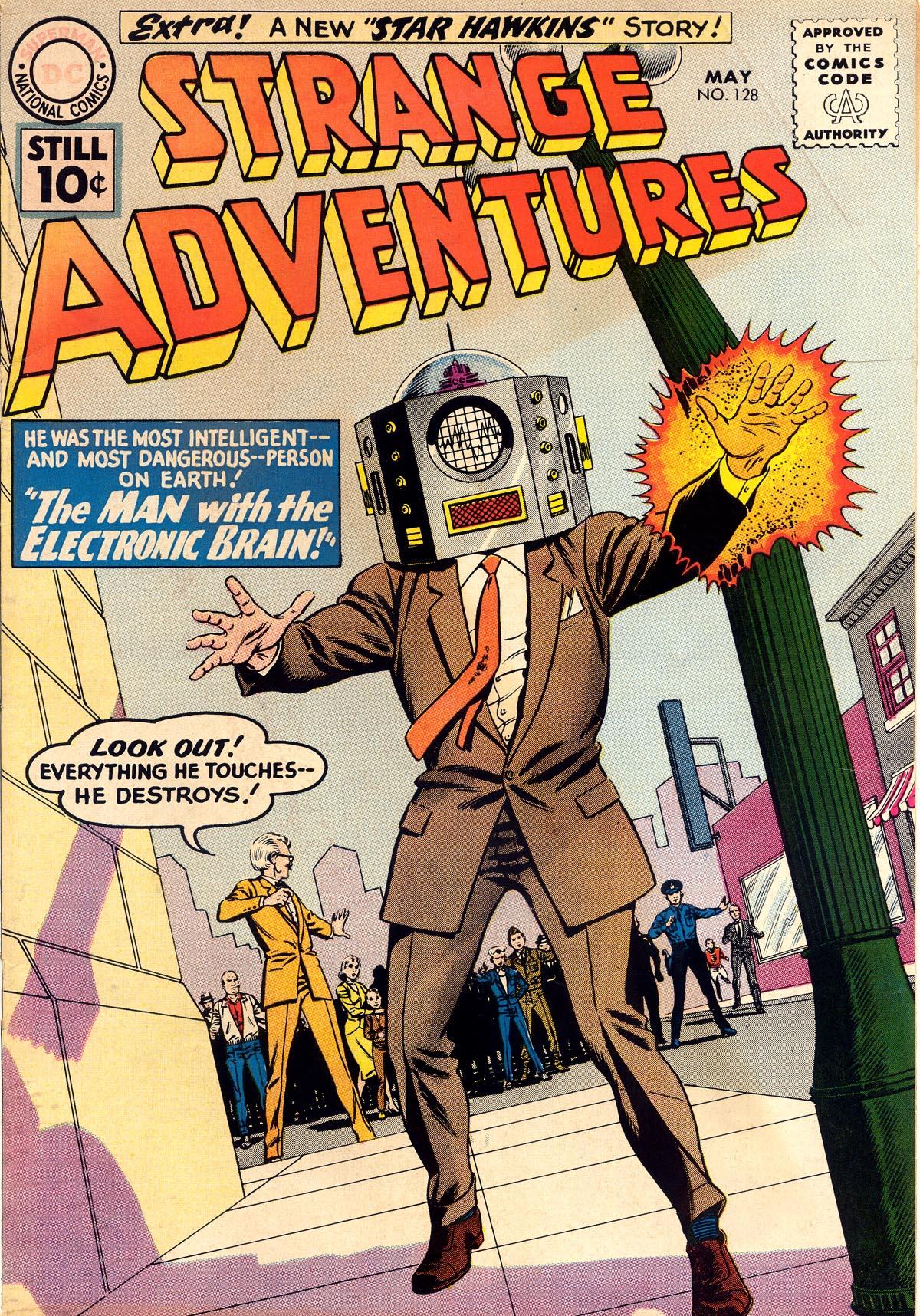 Strange Adventures (1950) 128 Page 1
