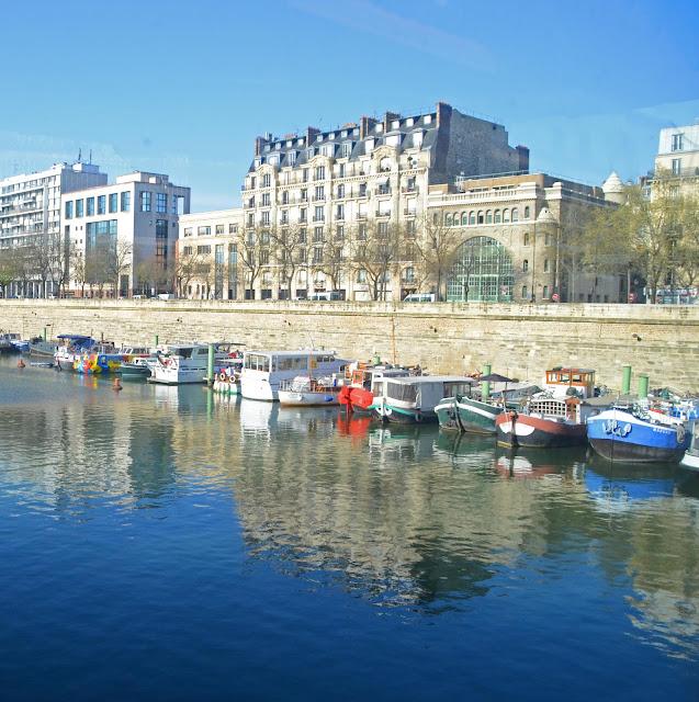 Paris and beyond port de l 39 arsenal - Port de l arsenal bastille ...