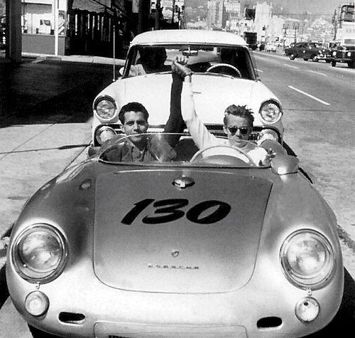 """""""Tweedland"""" The Gentlemen's Club: BECK 1955 Porsche 550"""