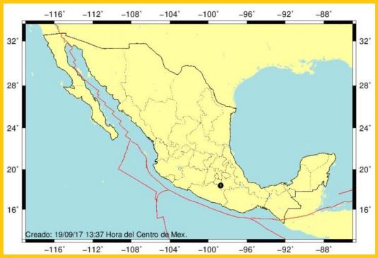 blog de geografía del profesor juan martín martín otro terremoto en
