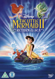 Nàng Tiên Cá 2 - The Little Mermaid 2: Return To The Sea (2000)
