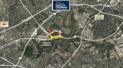 Washington DC retail for lease, Dakota Crossing, restaurant for lease