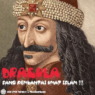 Dracula, Sang Pembantai Umat Islam