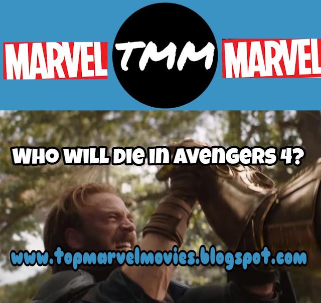 Who will die in avengers, which superhero die in Avengers