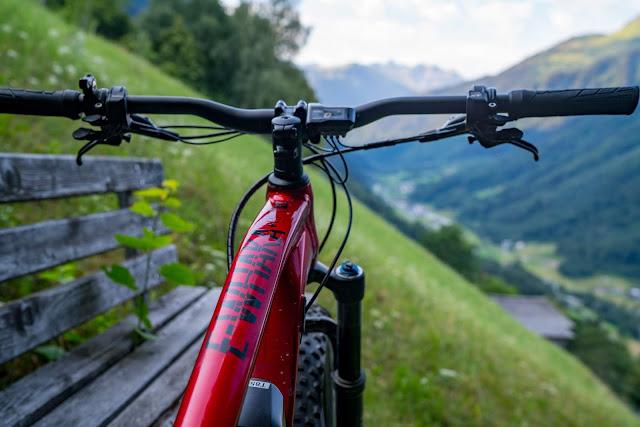 E-Bike Rundtour Hochjoch - Alpe Innerkapell  Silvretta-Montafon 03