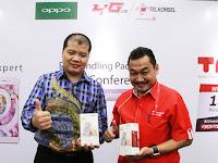 Promo Spesial Bundling Telkomsel - OPPO F1s