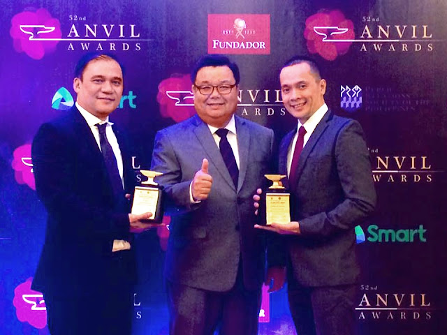 PSBank Bags Two Anvil Awards