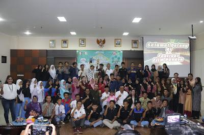 KomIT dan TVP Channel Gelar Screening Festival Film Pendek se-Provinsi Lampung