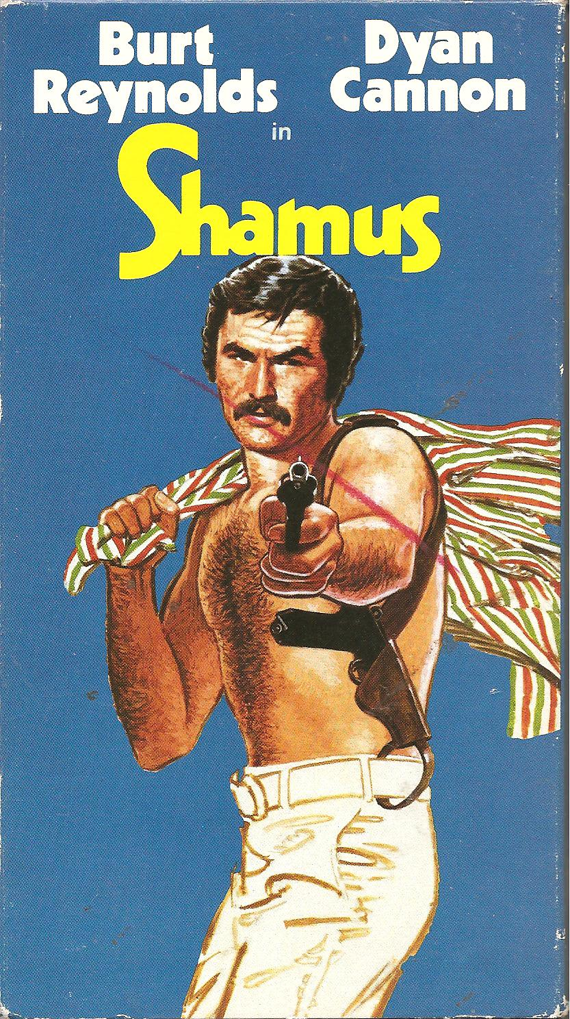 schuster at the movies shamus 1972