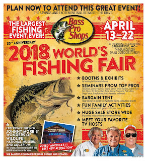 Bass Pro Shops Flyer March 2 – 18, 2018