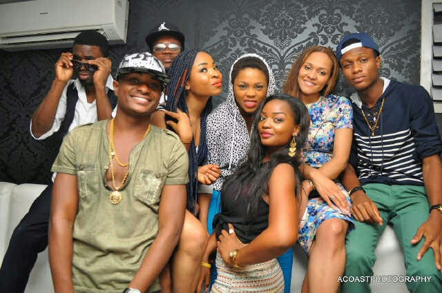 d Don Jazzy, Tiwa Savage, others @ The Place for #MTNCelebDouble rave