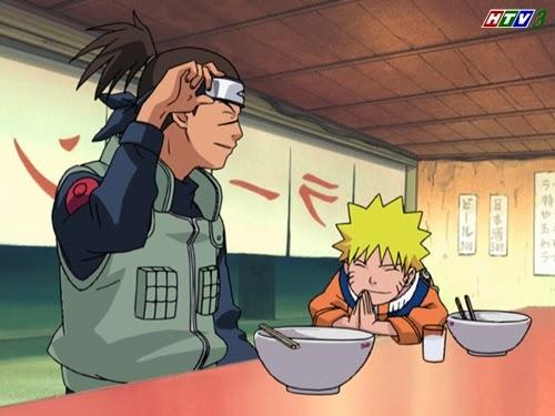 15 năm của Naruto và 3/10 năm của Đức 1