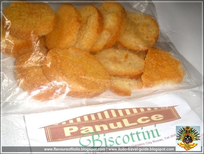 FLAVOURS OF ILOILO Biscottini from Panulce of Roxas City