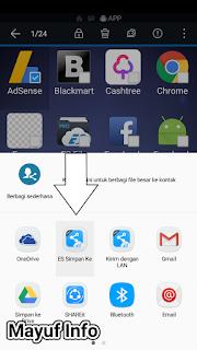 Cara Merubah Aplikasi Dari Playstore Di Android Menjadi File Apk Terbaru