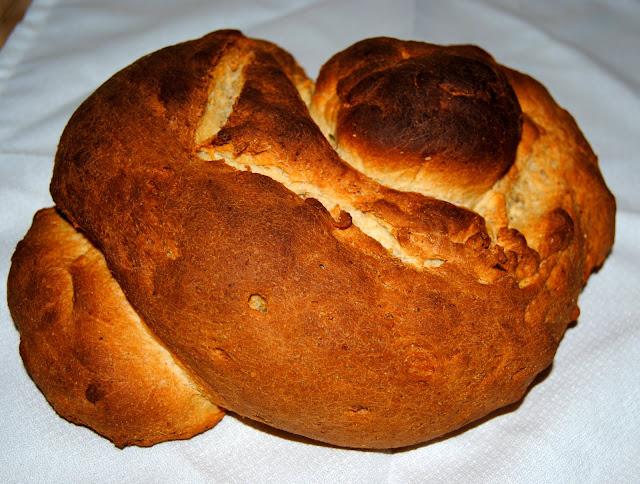 Pan con Harina de Garbanzos. Receta