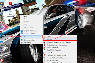 Cara Cepat Membuat Shortcut Shutdown Di Windows