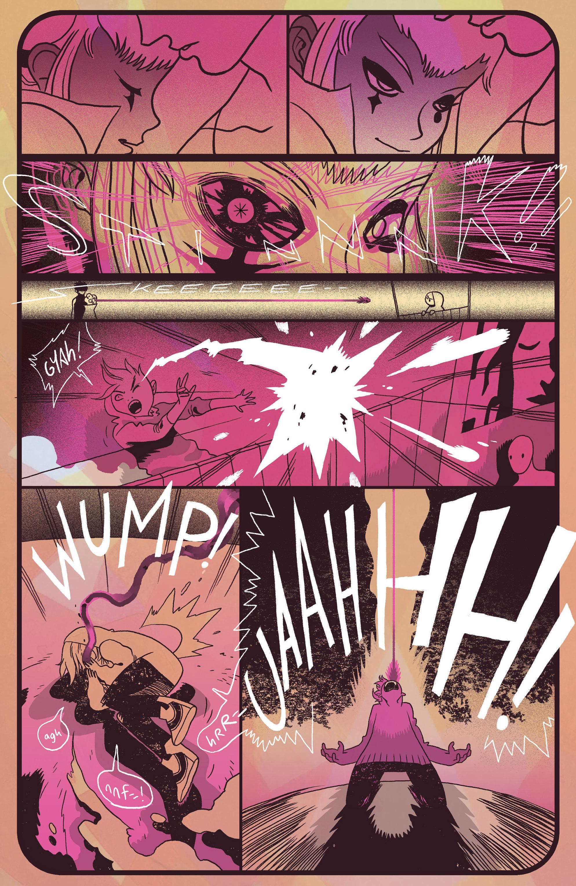 Read online Sun Bakery comic -  Issue #3 - 30