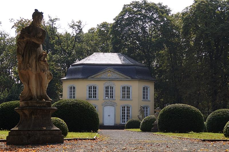 Pavillon Sophienlust, Burgk, Thüringen