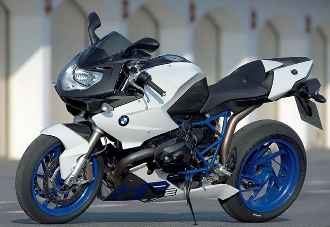 New 2012 Bmw Hp2 Sport Bike Sportsbikecars