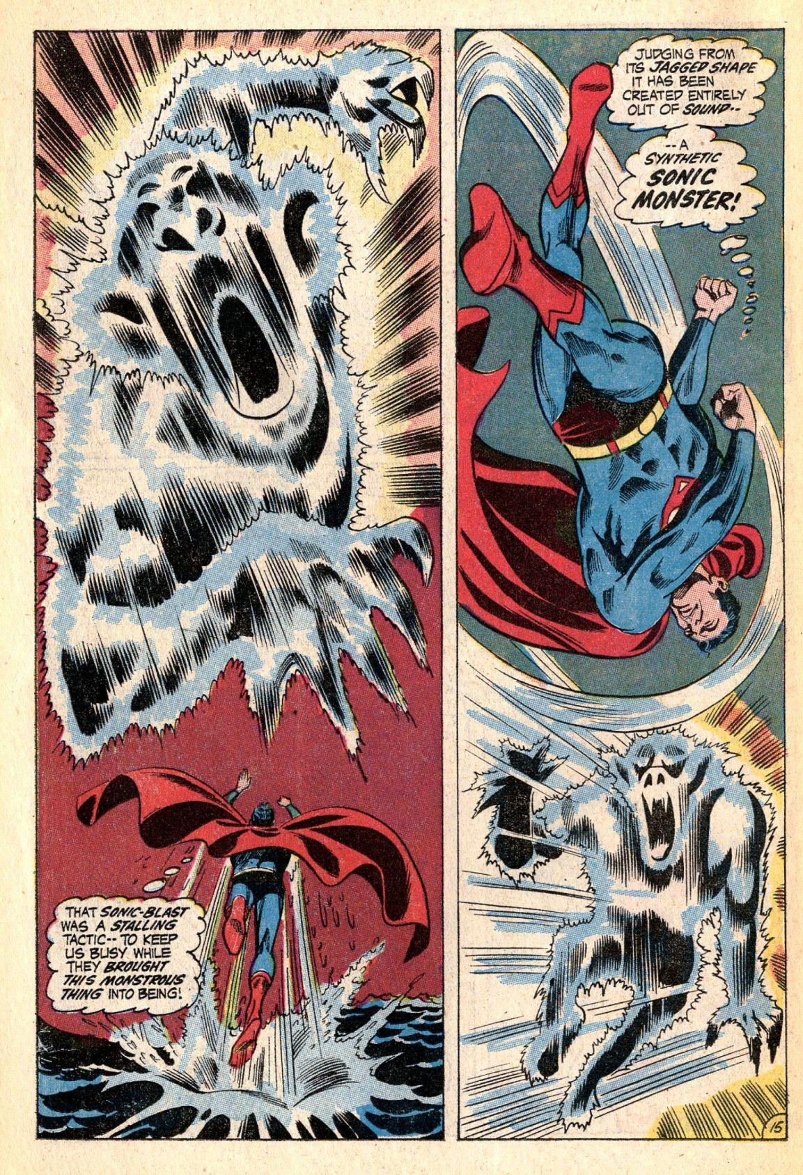 Read online World's Finest Comics comic -  Issue #203 - 22