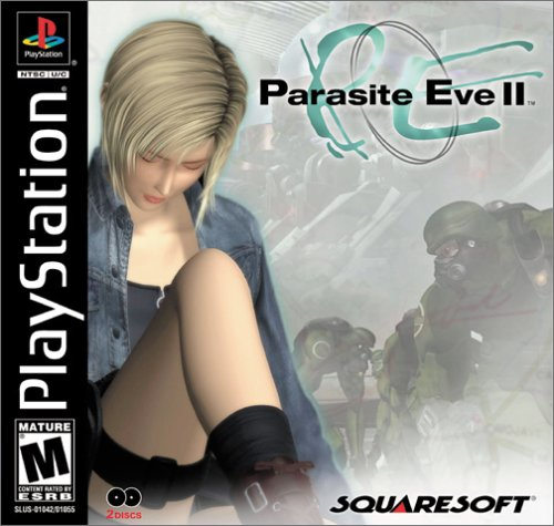 Parasite Eve II  - PS1 - ISOs Download