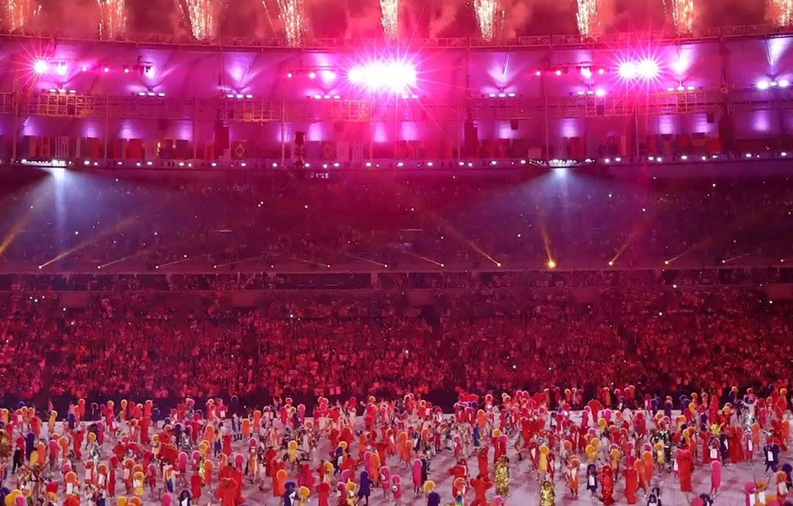 RIO OLYMPICS OPENING CEREMONY 28