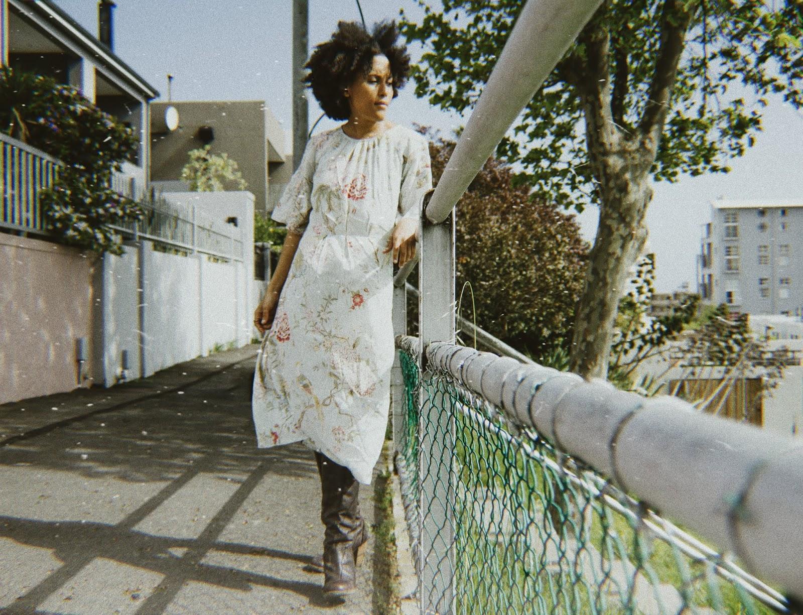 Liezel-Esquire-patterned-dress