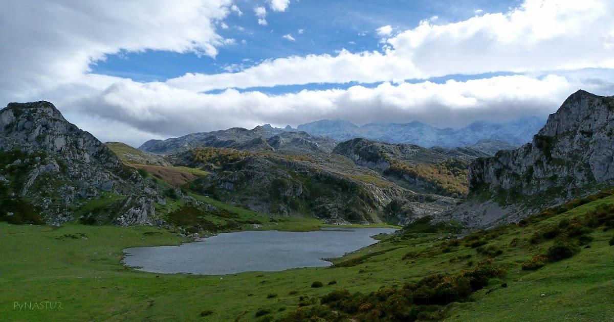 Lagos De Covadonga Rutas De Senderismo Asturias