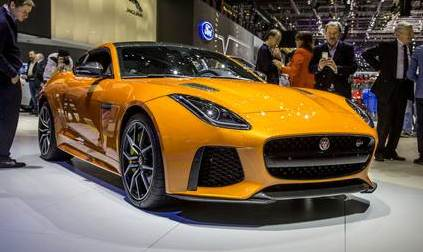 2017 Jaguar F-Type Full Release Date, Price and Specs