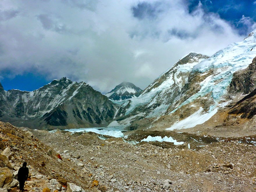 On the way to Everest Base Camp - My 25 Photos Of The Everest Base Camp Trek